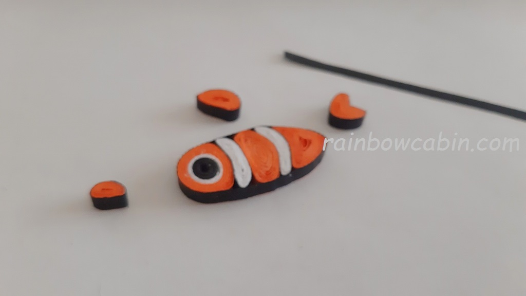 3D Origami Nemo (SLOW ASSEMBLY INSTRUCTIONS) - Origami With 3D ... | 576x1024
